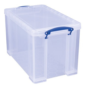 Really Useful Boxes, 24 litre, 465 x 270 x 290mm, Each