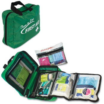 Specialist First Aid Kits, 2-in-1, 190 x 220 x 110mm, Each
