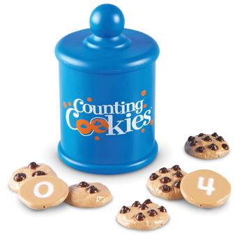 Number Skills, Counting Cookies, Set