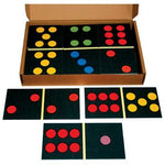 Dominoes, Felt, Giant Floor, Set of 28