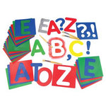 Stencils, Alphabet, Uppercase, Pack of 27