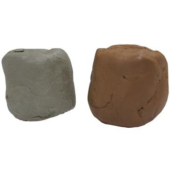 Clay, Air Hardening, Air Drying/Firing, Stone, Tub of 2.5Kg