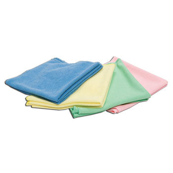 Cloths, Microfibre, Pack of 5