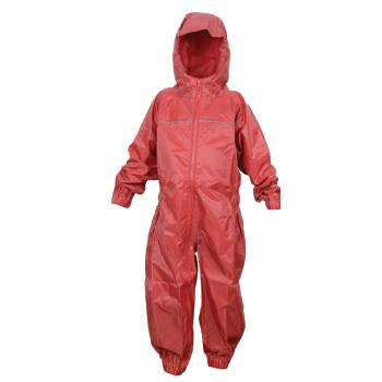 All In One Rainsuit, Red