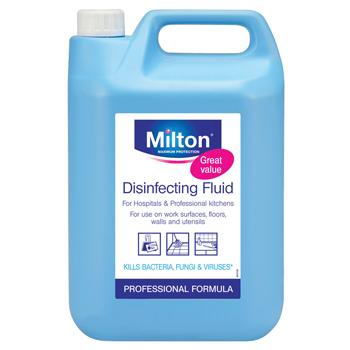 Sanitisers, Milton Disinfecting Liquid, Procter&Gamble