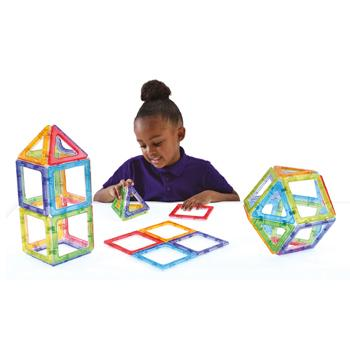Crystal Megamag, Age 3+, Set of 36 pieces