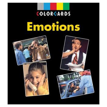Colorcards Emotions, Set of 48