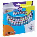 Paint Sticks, Mini Assorted, Pack of 24 x 5g