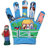 Favourite Song Hand Puppets, Old Macdonald, 1 Glove, Set