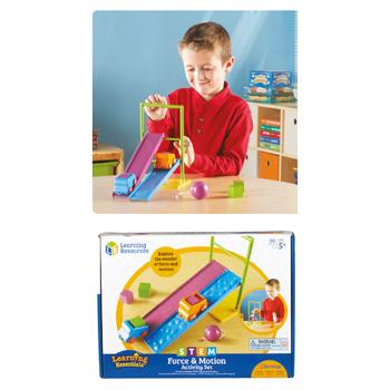 Force & Motion, Age 5+, Set