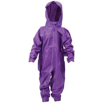 All In One Rainsuit, Purple