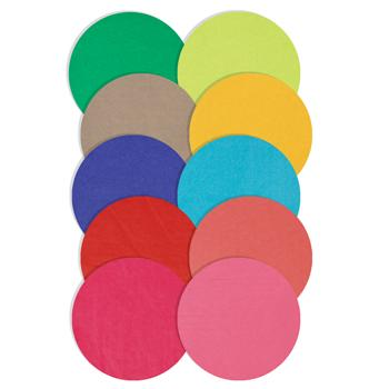 Tissue Paper, Circles Assorted, Pack of 480 Sheets
