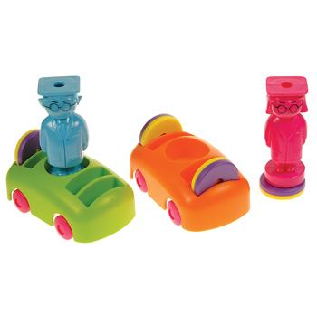 Early Magnets, Bumper Cars, Set