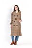 Martha 1960s Tweed Coat