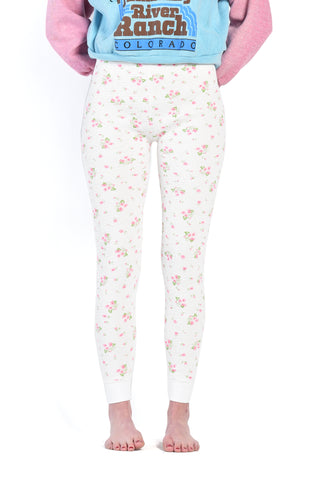 Wendy Floral Longjohns