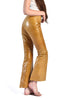 Carmella 1960s Leather Pants