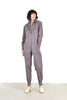 Early Banana Republic Dusty Mauve Safari Jumpsuit