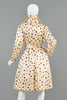 Bill Blass Polkadot Rainbow Jacket