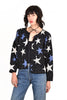 Skye of Stars Boxy Knit Cardigan
