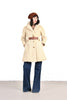 Brooke 1960s A-Line Shearling Fur Coat