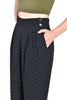 Donna High Waisted Trousers