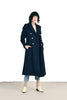 Mayfair Cashmere Military Maxi Coat