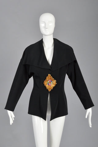 Naeem Khan Schiaparelli Inspired Beaded Jacket