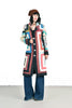 Cassidy Patchwork Crazy Quilt Coat