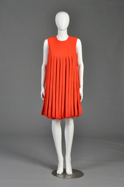 Iconic 1969 Pierre Cardin Carwash Dress