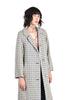 Rodex Cashmere 1960s Houndstooth Coat