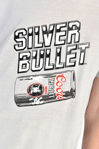 Threadbare Coors Light Silver Bullet Tee