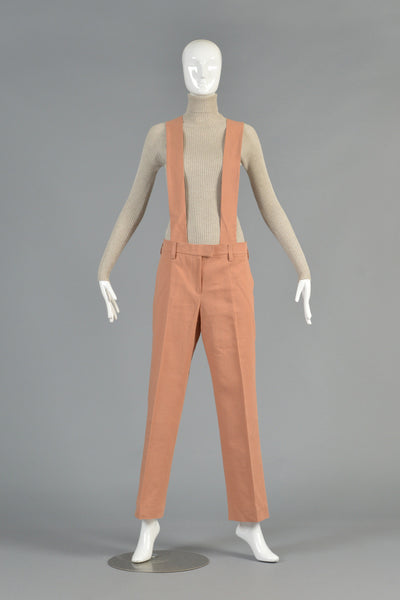Recent Sonia Rykiel Convertible Suspender Pants