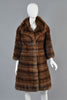 Birger Christensen 1960s Russian Sable Fur Coat