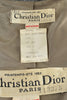 Vintage 1963 Marc Bohan Christian Dior Haute Couture Jacket Label