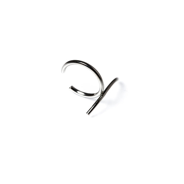 Arc Ear Cuff Sterling