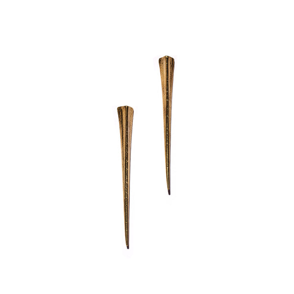 Telson Studs in Brass