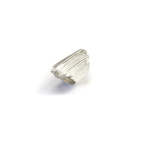Matchstick Ring Sterling