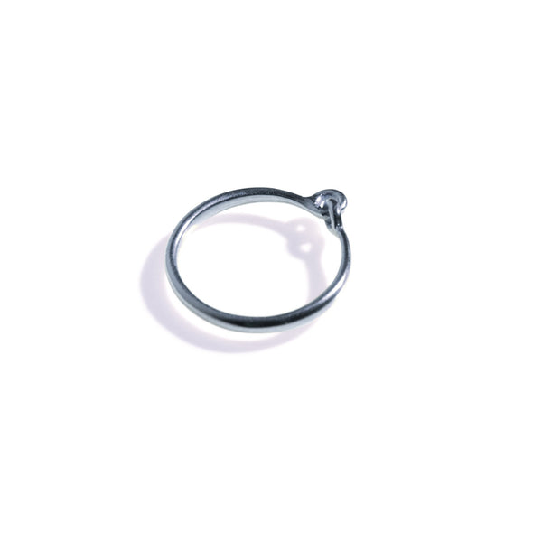 Hinged Ring Sterling