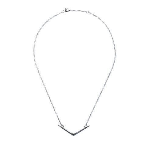 Small Ray Choker Sterling