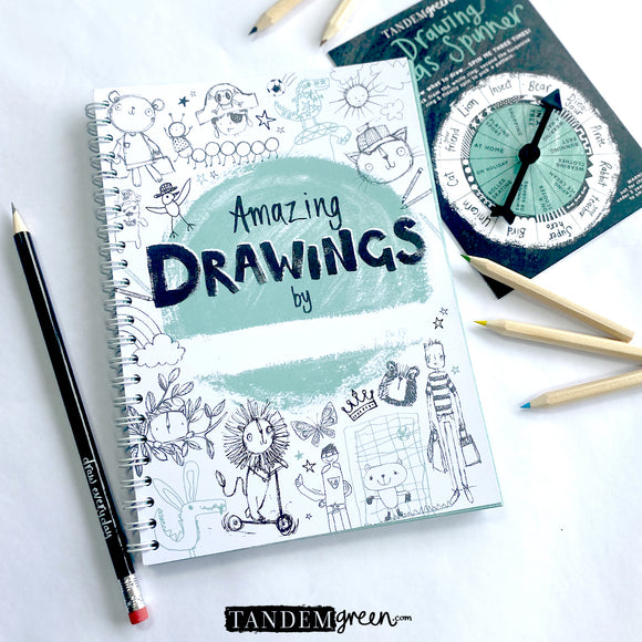 Amazing Drawing Set - WITHOUT personalisation
