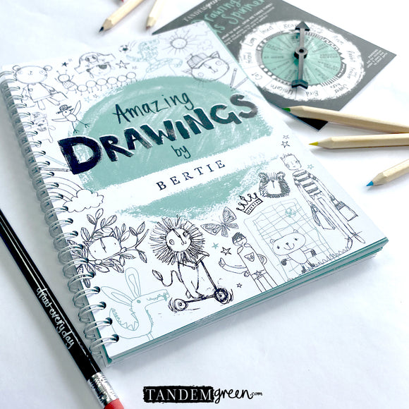 Amazing Drawing Set - personalised