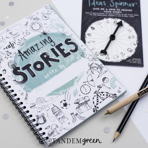 Story Writing Set- WITHOUT personalisation