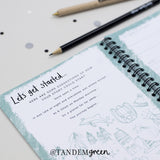 Story Writing Set - Personalised