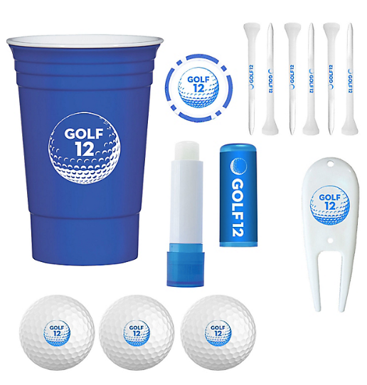 Party Tournament Golf Kit