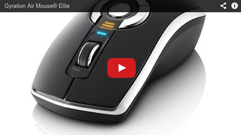 27f0e237009 Air Mouse Videos & Tutorials - from Gyration