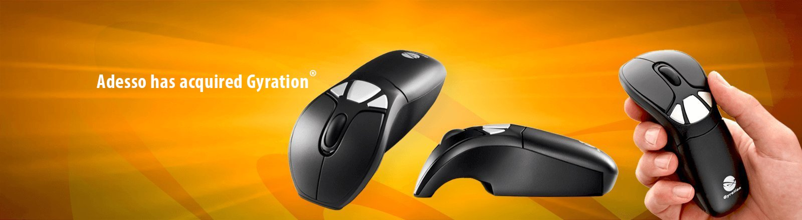 New - Air Mouse Presenter