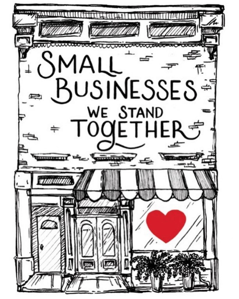 Small Businesses: We Stand Together