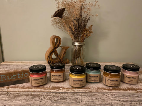 Handcrafted, Handmade Premium Scented Soy Candles | Rustic Slate Candle Company
