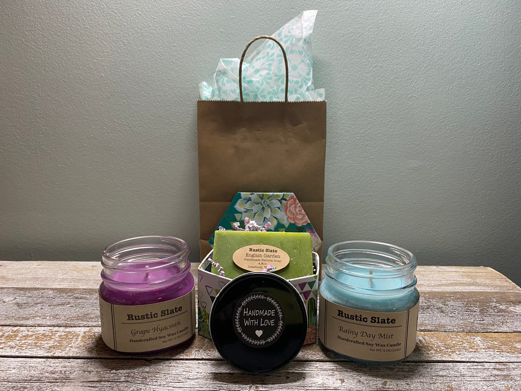 Enchanted Garden Gift Set