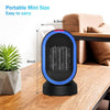 Portable Space Heater, Overheat Protection